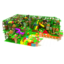 Junjle theme indoor playground floor indoor playground jungle gym playground