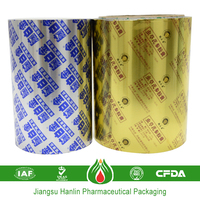 aluminum foil products for pharmaceutical packaging