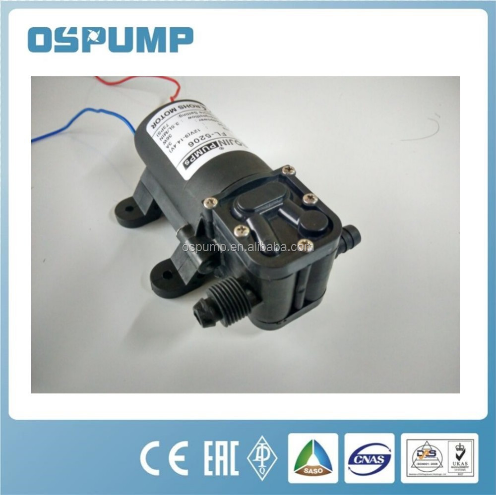 DP 12V 24V DC pump / plastic diaphragm pump / small electric water pump