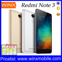 Brand phone Xiaomi RedMi Note 3 Pro 32GB Gold, 5.5 inch MIUI 7 4G Android Smart phone