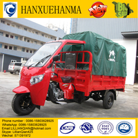 2015 China 200cc 250cc 6-12 passenger three wheel vehicle motorized tricycle