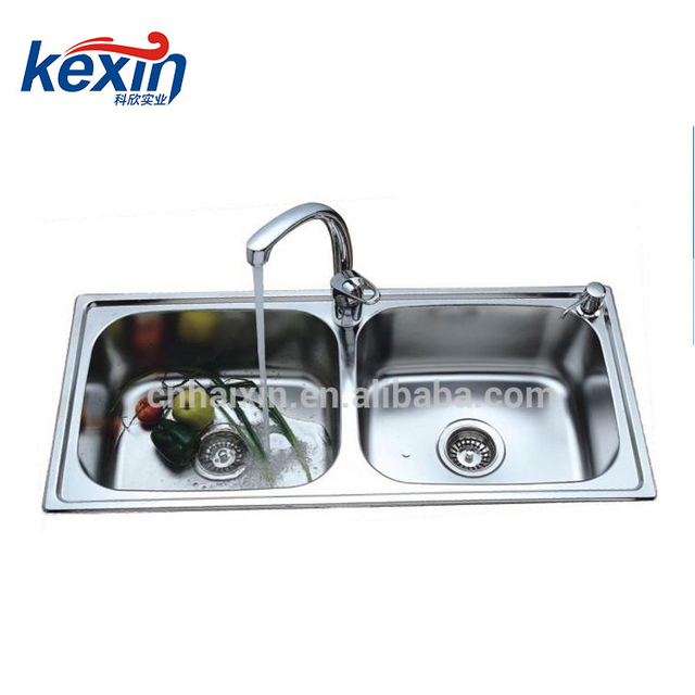 China Best Selling Stainless Steel Sink For Kitchen Equipment