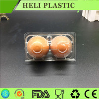 Best quality 24 pieces egg trays waterproof plastic egg trays
