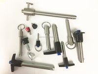 Fasteners stainless steel T handle quick release pin