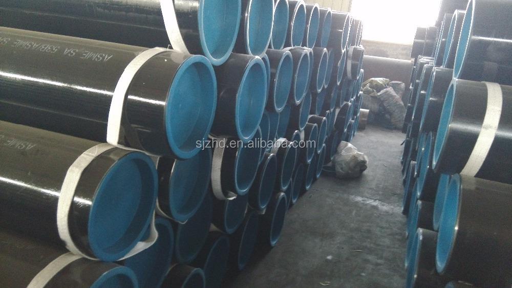 Minerals& Metallurgy steel pipe casing for gas and oil, oil well casing pipe