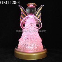 Light Up Color Changing Baby Angel Figurine Souvenirs