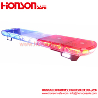 PC dome and Alumimun Base LED warning flashing Lightbar
