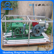 80-100m Small shallow water well drilling equipment Bore Well Drilling
