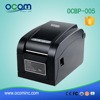 OCBP-005 Industrial Barcode Sticker Label Thermal Printers Machines USB