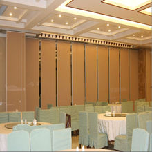 2017 China Supplier Hottest Design Sound Proofing Movable Partition Walls for Hotel Banquet Hall