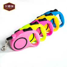 High Quality Nylon Retractable Stretch Pet Leash For Dog