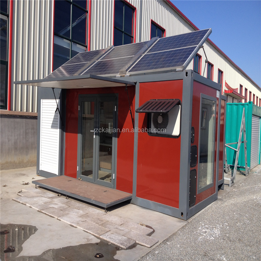 2016 new flat pack prefabricated house container office for container home