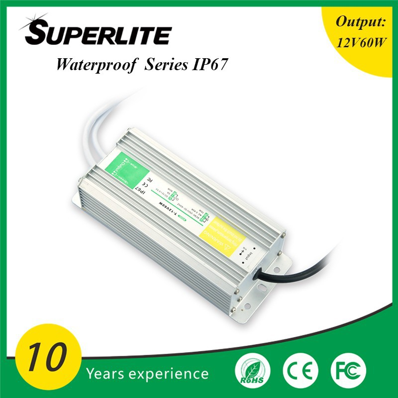 Switching Power Supply 12V 24V 100W LED Driver Waterproof Power Supply 24V DC LED POWER