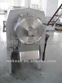 Full automatic industrial fruit paste finisher