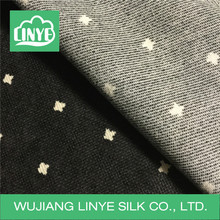 unique printed design 21 wale polyester corduroy fabric