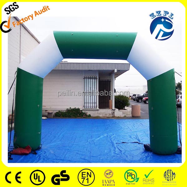 cheap Racing Competition inflatable arch, inflatable race arch