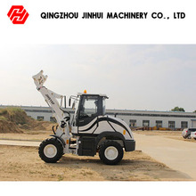 High quality electric skid steer wheel loader