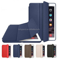 Premium PU Leather Flip Case Cover for ipad Air 2 Multicolor