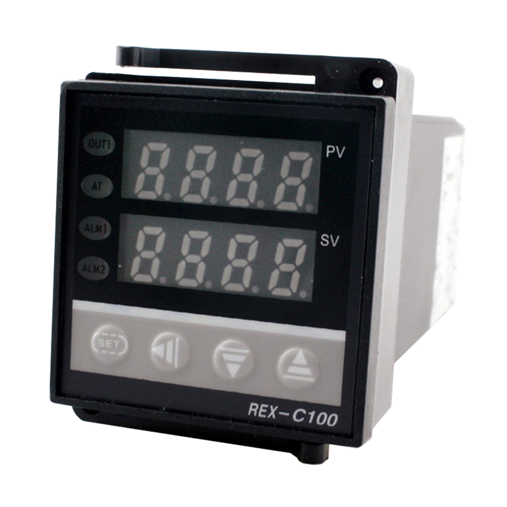 ME-REX-<strong>C100</strong> 48*48mm Hot Sale LED display digital temperature instrument
