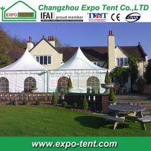 4mx4m white gazebo pagoda tent for sale