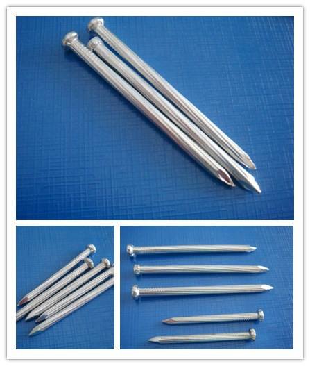 concrete wire nail from iron nail making machine wire nail