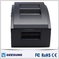 1 color/2 Color Printing 76mm Dot-Matrix Impact Printer With USB+RS232+Lan