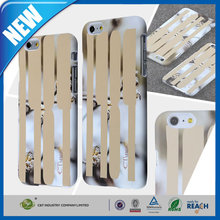 C&T C.tunes selfdesign knife shape flora mobile phone plastic case for iphone 6