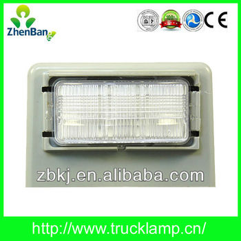 High Quality LED Licence Plate Light With Standard Bracket