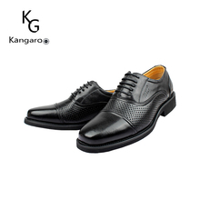 Latest Official Sergeant Genuine Men Leather Dress Shoes