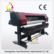 Color print high resolution used digital flex banner printing machine