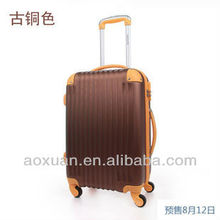 trolley luggage travel bags with luggage tag luggage cover