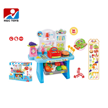 2017 Hot Selling Children Cash Register Machine Toy HC356819