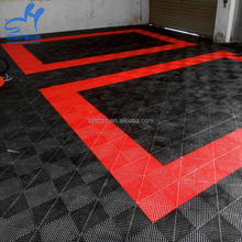 China factory sports plastic outdoor suspended floor for commercial use