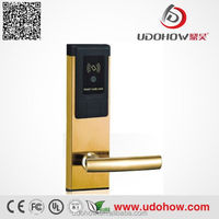 Hot sale Stainless steel Digital security hotel door rf lock