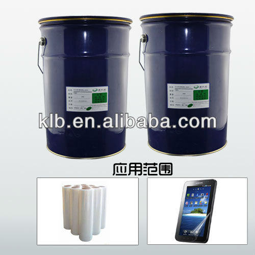 Strong silicone bra adhesive /polyamide epoxy curing agent