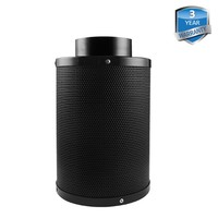 Plant grow 4/6/8/10/12 inch air filter with virgin carbon