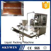 Automatic Orange Juice Plastic Film Bag Filling Sealing Packing Machine