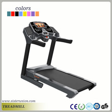 Top quality motor incline powder coat finish nordictrack treadmill