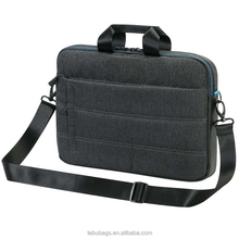 Durable 15 inch business shoulder messenger portable briefcase with handle China supplier