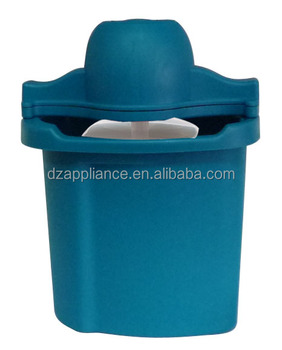 4qt Plastic Bucket Freezer