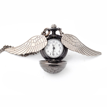 Popular Drop Ship Pocket Watch With Chain Sweater Necklace Wind Watch