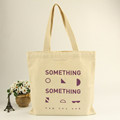 Custom wholesale durable the most popular canvas tote bag for daily use and outdoor shopping