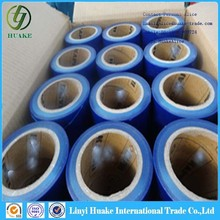 Free Chinese Blue Film for Glass, Blue Pe Protective Film