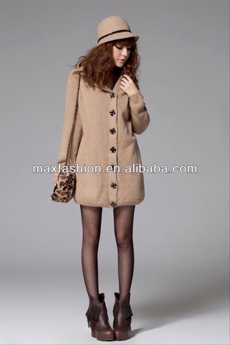 2014 New Design Fashion european fashion winter coats