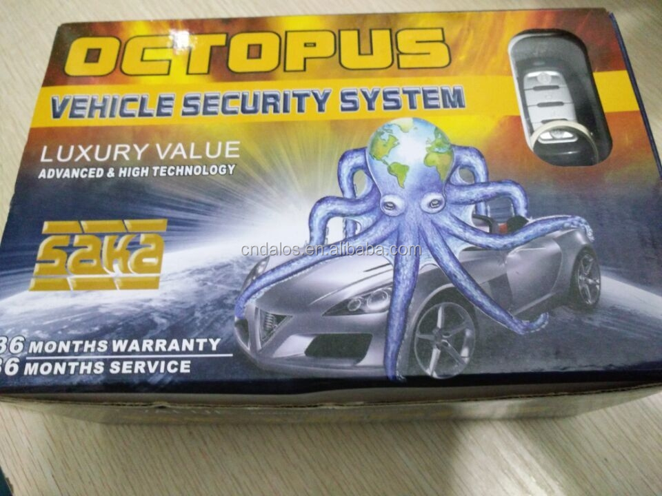 Prestige one way Car Alarm Car Security Alarm Systems With Auto Immobilizer For Cars hot in Kenya Africa market