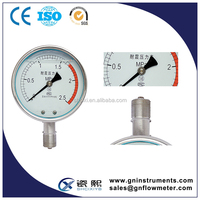 inches of water vacuum gauge, measurement of vacuum pressure, pressure vacuum gauges