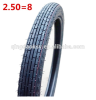 2016 China high quality motor cycle tyre with tube tire motor cycle tyre 2.50x18