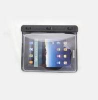 2015 new design outdoor PVC sport waterproof tablet case for ipad mini