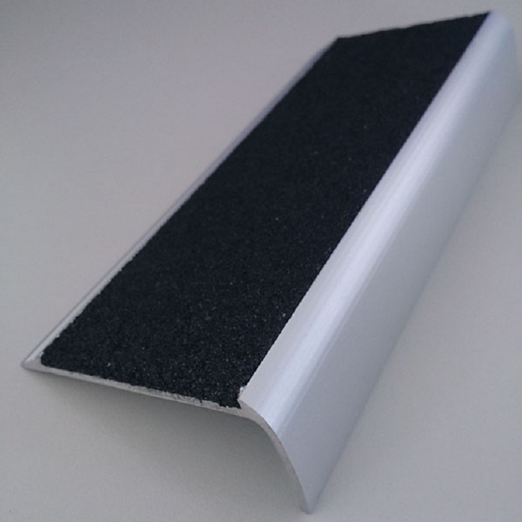 Curved Aluminum Safety Stair Tread Nosings, Curved Aluminum Safety Stair  Tread Nosings Suppliers And Manufacturers At Alibaba.com
