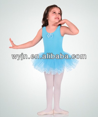 Wholsale Child Ballet Leotard/Ballet Costume/ballet dress for kids/Dancewear